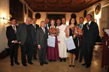 Preisträger des Alfons-Fleischmann-Preises 2011